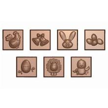 Carrés de Pâques