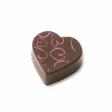 Chocolate Heart Magnetic Mold