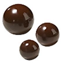 Moule chocolat demi sphère (125mm)