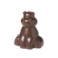 Moule bébé hippo