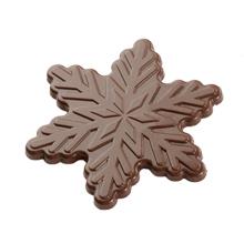 Moule chocolat flocon de neige (50mm)