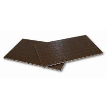 Coussinet marron, 5 plis