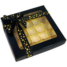 Black box 1 lbs square (25ct)