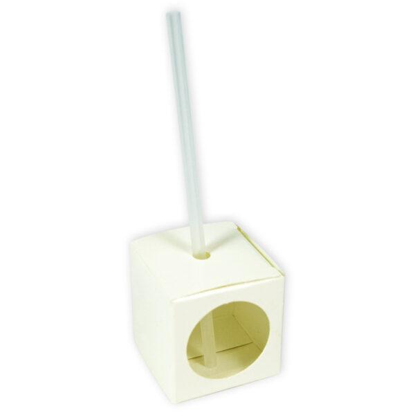 Cubetto à fenêtre ronde pour suçon