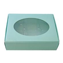 1/4lb Turquoise Box