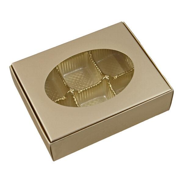 1/4lb Platinum Box