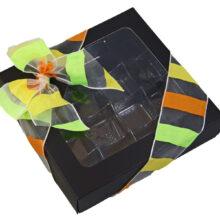 Boîte 1/2lb carré Java