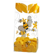 Bags with bees Print, C1