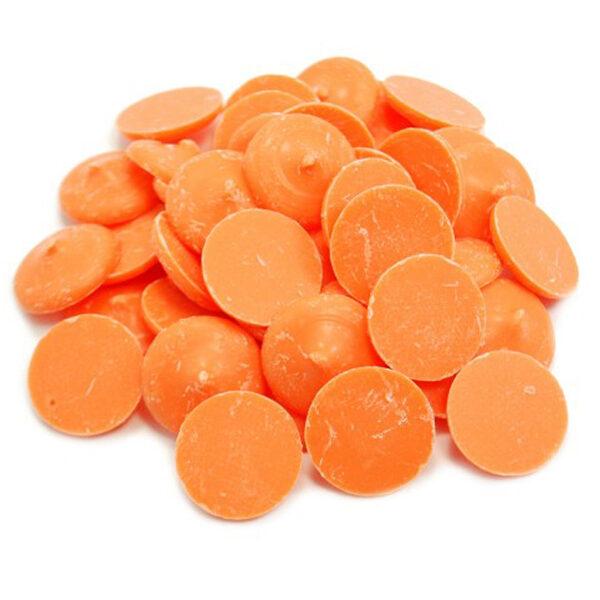 Pastilles de confiserie Merckens orange (500g)