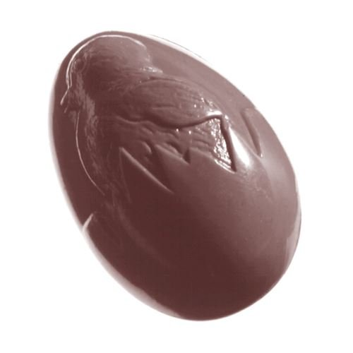 Chick on Egg Double Chocolate Mold