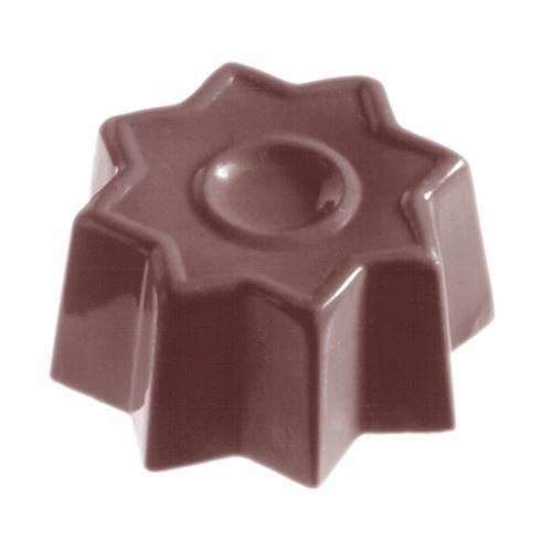 Moule chocolat bonbon étoile