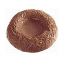 Moule chocolat nid d'oiseau