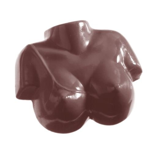 Moule chocolat buste