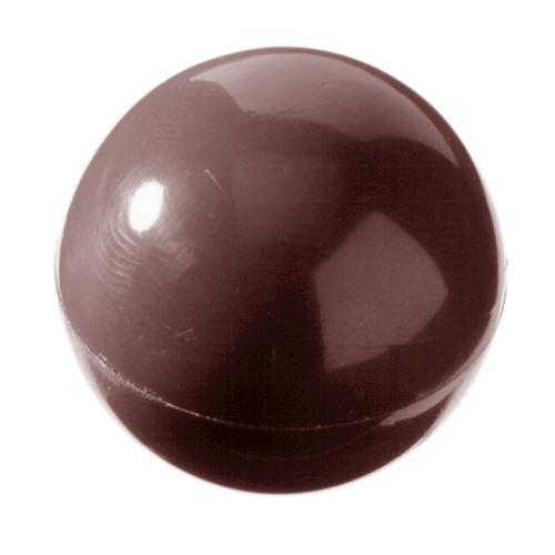 Moule chocolat double sphère (27mm)