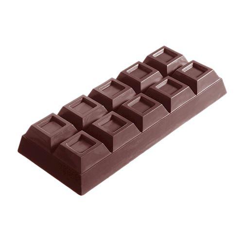 Moule chocolat cube tablette 1kg