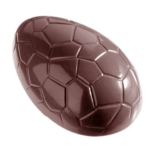 Moule chocolat oeuf craquelé
