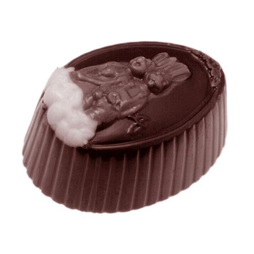 Moule chocolat bouchée Pâques