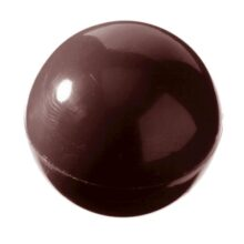Double Chocolate Mold Sphere