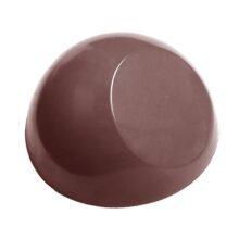 Chocolate Mold Modern Half Sphere