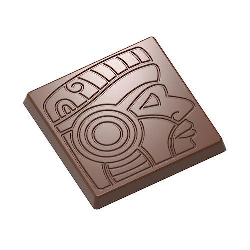 Moule chocolat caraque Maya