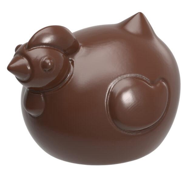 Double Chocolate Mold Hen
