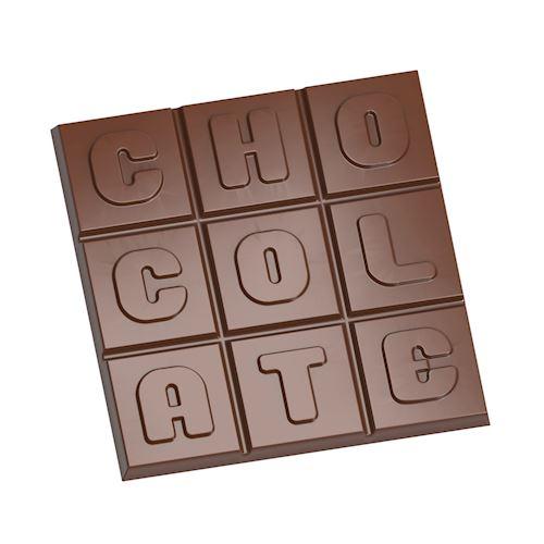 """Chocolate"" Square Bar"