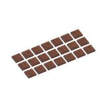 Alphabet Chocolate Mold N through Z
