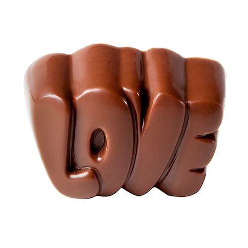 """Love"" Chocolate Mold"
