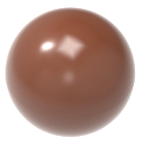 Half-Sphere Chocolat Mold (0.55in)