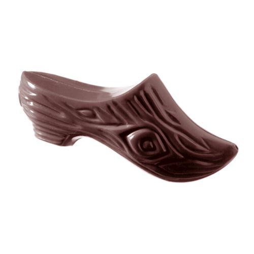 Moule chocolat double sabot