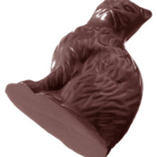 Double Chocolate Cat Mold