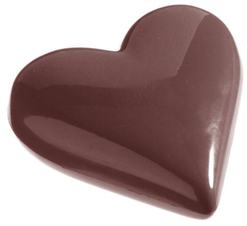 Moule chocolat coeur