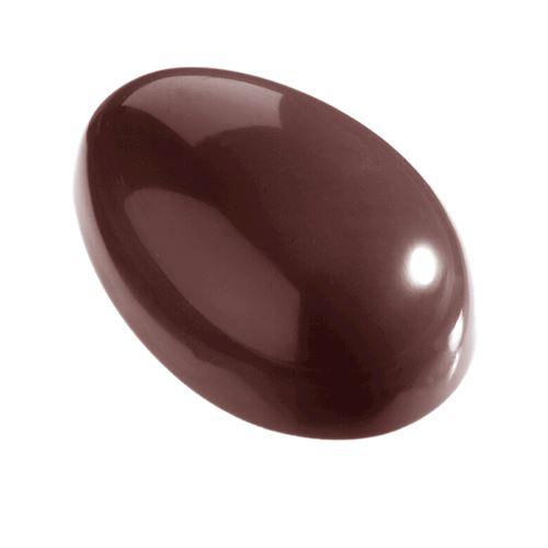 Moule chocolat oeuf lisse 43mm
