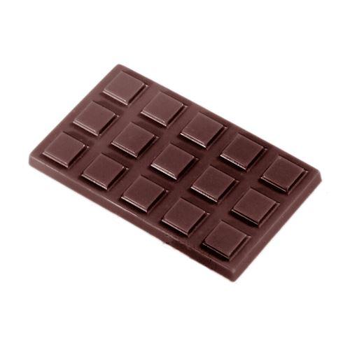 Moule chocolat caraque rectangulaire