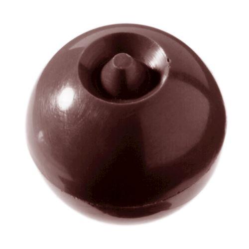 Moule chocolat double sphère (30mm)