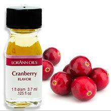Cranberry flavour