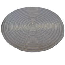 Feuilles texture motif discs concentriques fines