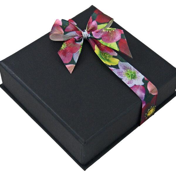 Laurentian Ebony box, 4ct