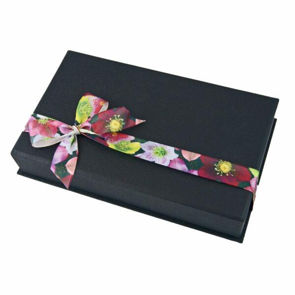 Laurentian Ebony box, 8ct