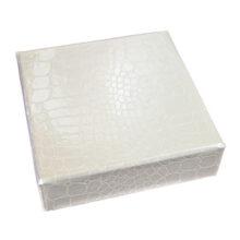 Elegance White Croco 4 ct, Box