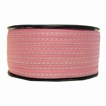 Grosgrain light pink ribbon (0.4in)
