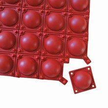 """Detachable 2"""" Half Sphere Silicone Mold"""