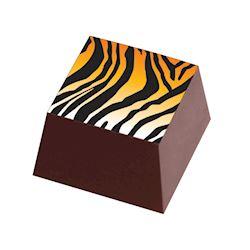 Feuilles de transfert tigre
