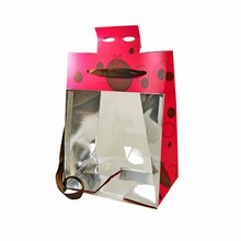 3D Pink and Brown Easter Bag (10)