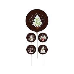 Transfer Sheets, Lollipop Christmas