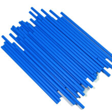 Blue Plastic lollipop sticks