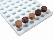 Chocoflex Cylinder Praline Mold