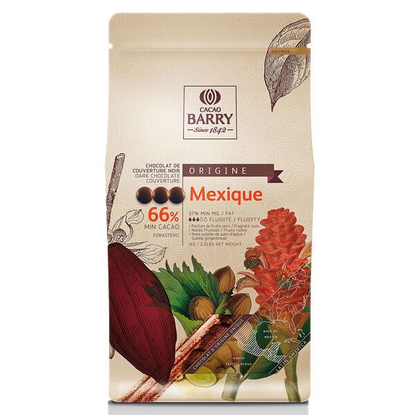 """Cacao Barry Pure Origin """"Mexique"""", 66.1%"""