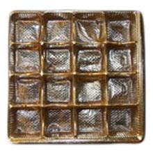 Cavités or carré (16mcx)