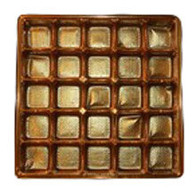 Copper 25pc plastic tray